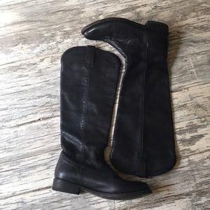 Dolce Vita tall black boots 👢